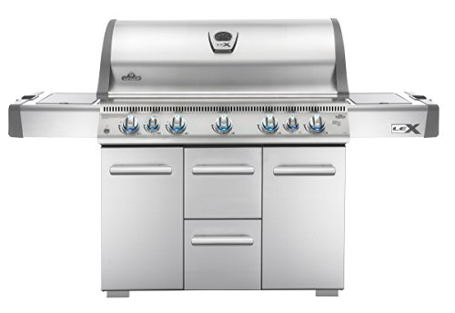Napoleon LEX730RSBINSS Natural Gas Grill