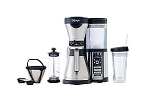 Ninja Coffee Maker As Seen On Tv : Amazon.com: Ninja Coffee Bar: Kitchen & Dining