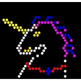 Lite Brite Refill: Little Miss (SQUARE) - NOT for New Magic Screen