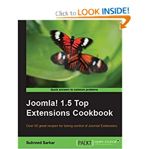 Joomla! 1.5 Top Extensions Cookbook Suhreed Sarkar