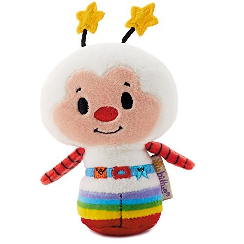 hallmark-itty-bitty-plush-kid3428-twink-from-rainbow-brite-by-itty-bitty