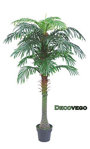 Palme-Palmenbaum-Cycuspalme-Kunstpflanze-Kunstbaum-Knstliche-Pflanze-140cm-Decovego