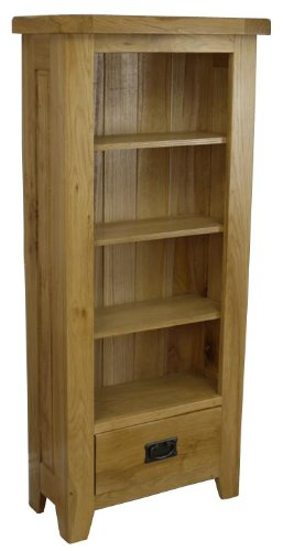 LEONA - OAK CD RACK / DVD / CABINET / UNIT / CHEST FULLY ASSEMBLED *FREE UK MAINLAND DELIVERY* Black Friday & Cyber Monday 2014