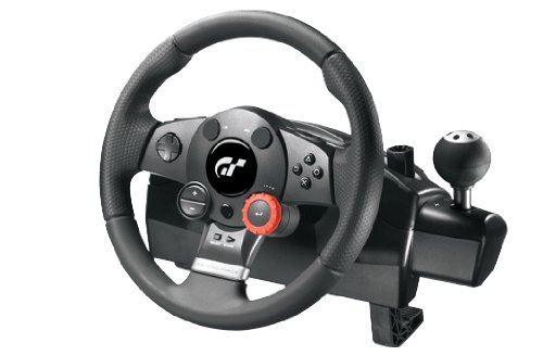 Driving Force Gt Racing Wheel For Ps3 [Ps3]