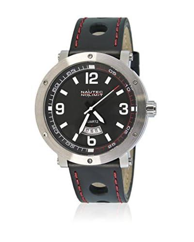Nautec No Limit Reloj de cuarzo  Negro 46 millimeters
