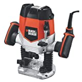 Black & Decker RP250 10 Amp 2-1/4-Inch Variable Speed Plunge Router