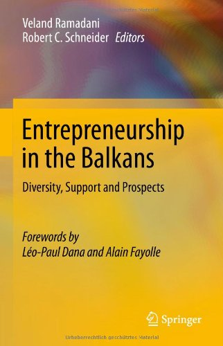 Entrepreneurship in the Balkans: Diversity, Support