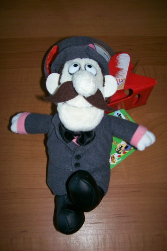 "6"" Professor Hinkle Beanie From Frosty the Snowman"