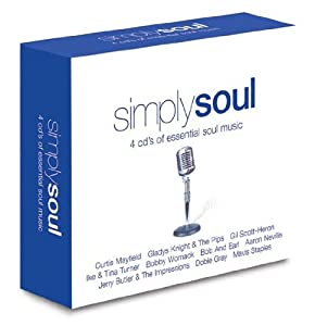 Simply Soul (Coffret 4 CD)