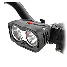 NiteRider Pro 1200 LED Li-Ion Bicycle Head Light - 6535