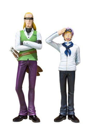 Figuarts Zero Coby & Helmeppo (PVC Figure) Bandai One Piece [JAPAN]