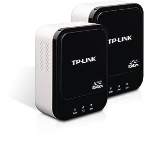 41aSHniThFL. SL500 AA300  [Amazon] Günstig! TP Link Netzwerk Powerline 85Mbps Kit (Inet/Netzwerk aus der Steckdose) nur 20,80€