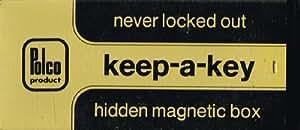 Polco Keep - A - Key Hidden Magnetic Box :