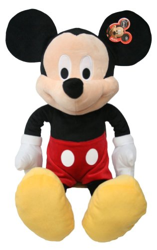 "Disney Mickey Mouse Plush Doll Toy 25"" front-899322"