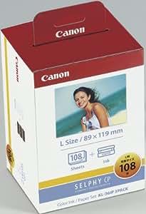 Canon カラーインク / ペーパーセット純正 KL-36iP 3PACK / KL–36IP3PACK