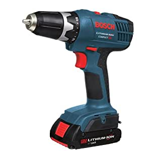 Bosch DDB180-02 18-Volt Lithium-Ion Cordless Drill/Driver
