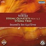 echange, troc  - Quatuors A Cordes N°1 & N°2 - Trio A Cordes
