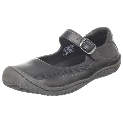 Keen Women's Golden MJ Casual Shoe,Black,6 M US
