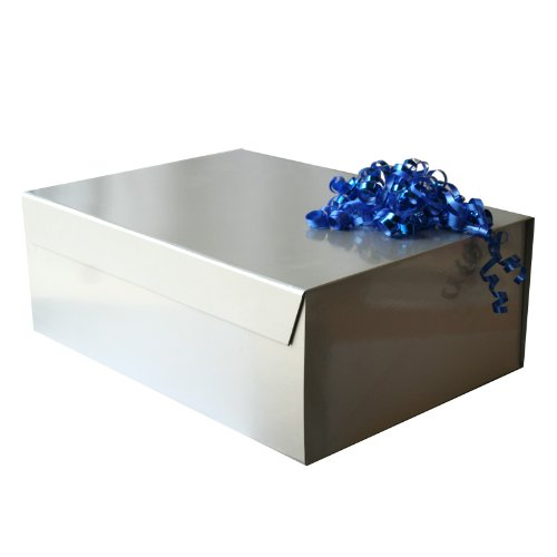 Deep Silver Magnetic Gift Box (300 x 400 x 150mm)