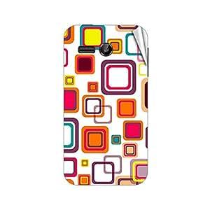 Garmor Designer Mobile Skin Sticker For Huawei Honor 3C - Mobile Sticker