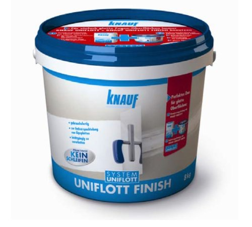 Knauf Uniflott Finish 8 kg Eimer