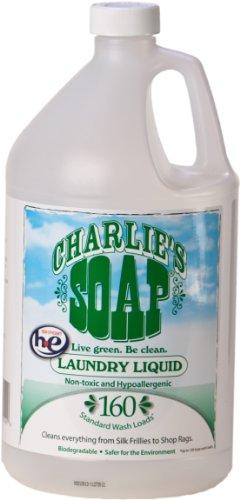 Charlie's Soap Laundry Liquid - 1 Gal Jug -