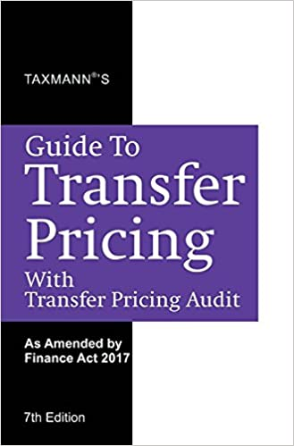 Guide to transfer Pricing