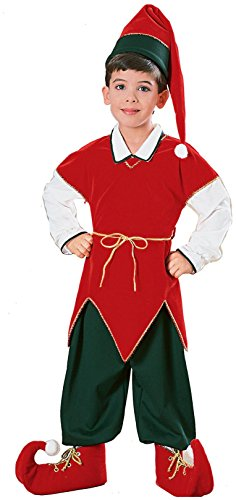 Rubie's Costume Co - Velvet Elf Child Costume