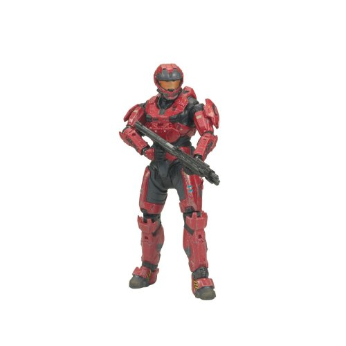 McFarlane Toys Halo Reach Series 2 - UNSC Airborne 2 Pack GoldSteel and Cyan White