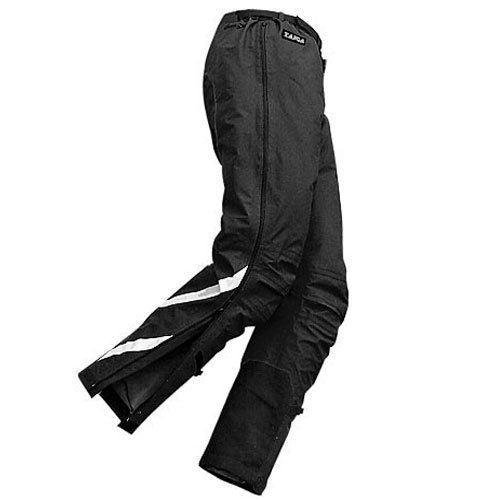 TAIGA Cyclotron Pants - Waterproof Gore-Tex® Cycling Pants, Black, MADE IN CANADA