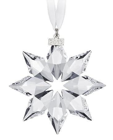 海淘水晶礼品:SWAROVSKI 施华洛世奇 限量版大雪花水晶