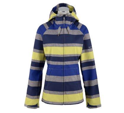 Roxy Damen Snowboard Jacke Rainbow Softshell bestellen