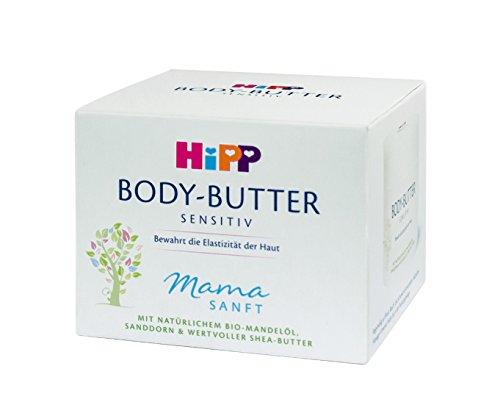 hipp mamasanft body butter 2er pack 2 x 200 ml amazon. Black Bedroom Furniture Sets. Home Design Ideas