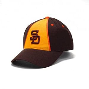 San Diego Padres 1984 Fitted Throwback Cooperstown Hat Size 7 1 4