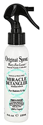 Original Sprout - Miracle Detangler For Babies & Up from Original Sprout