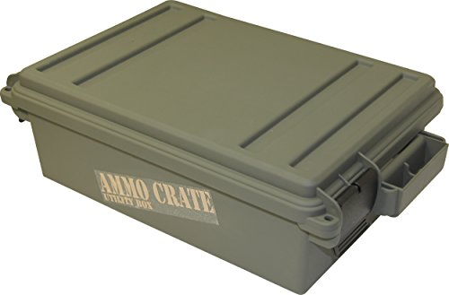 MTM ACR4-18 Ammo Crate Utility Box (12 Gauge Target Load Ammo compare prices)