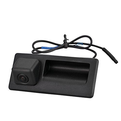 Sincere easy install DIY Trunk Handle Backup Camera Night Vision High Waterproof grade volkswagen A4 Q5 A6L A4L A7 A5 Q3 Passat Sagitar Lavida Model:LS-8002 (Audi Q5 Trailer compare prices)