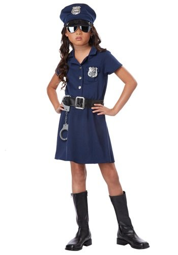 California-Costumes-Police-Officer-Child-Costume