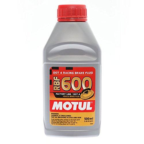 Motul 8068HL RBF 600 Factory Line Dot-4 100 Percent