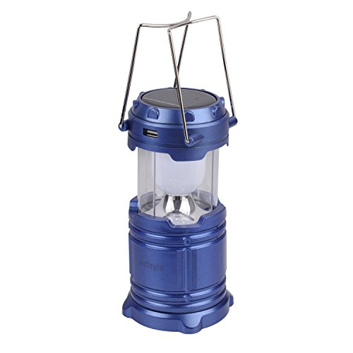 Camping Lantern Led Solar Rechargeable Camp Light