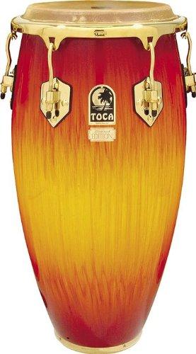 Toca 4811-3/4Fs Conga Drum, Firestorm