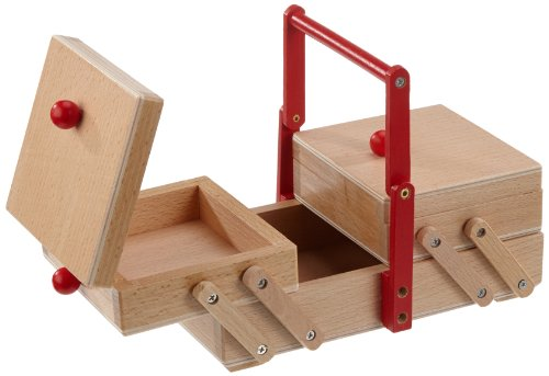 GoKi Wooden Sewing Box