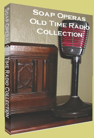 Official Soap Operas Old Time Radio OTR MP3 Collection on DVD