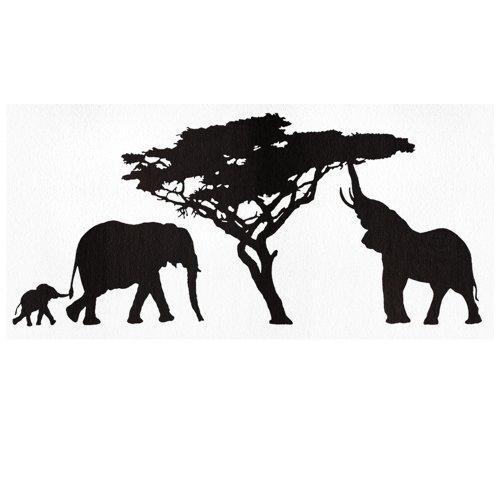 wohnzimmer afrika style:Pics Photos – Images Baum Afrika Style Wandtattoo Wandsticker Und