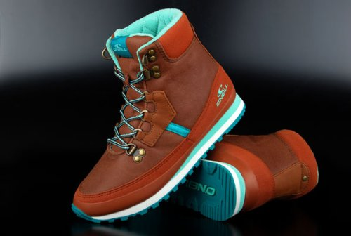 OŽNeill Sneaker da donna - Snowlynx 37, Cognac