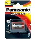 Panasonic PACR123A_10 Photo Lithium Batterie (3 Volt, 10-er Pack)