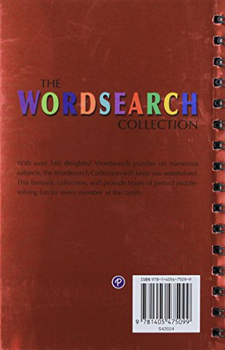 The Wordsearch Collection (Spiral Wordsearch)