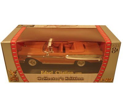 1958 Edsel Citation Brown 1/43 Diecast Car Model