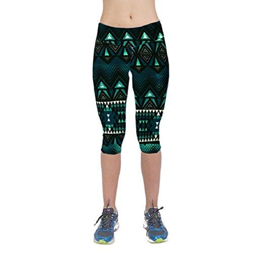 Towallmark Women's High Waist Fitness Yoga Sport Pants