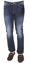 KILLER Men's Regular Fit Jeans (9112. CHARLIE SLMFT IRSHBL_32, Blue, 32)